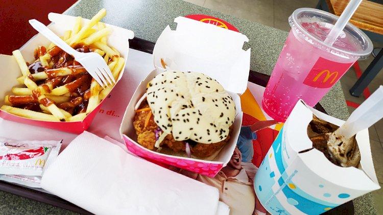 McDonald's Taste of Japan