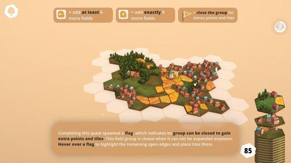 Dorfromantik (Puzzle Game)